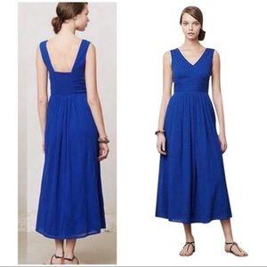 Lovely midi dress from Anthropologie!